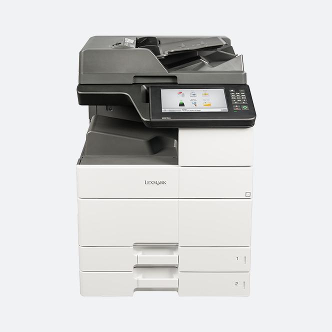 Tek Renkli Lazer Yazıcı ve Fotokopiler